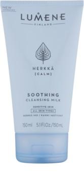 Lumene Cleansing Herkkä [Calm] leite de limpeza calmante para pele sensível